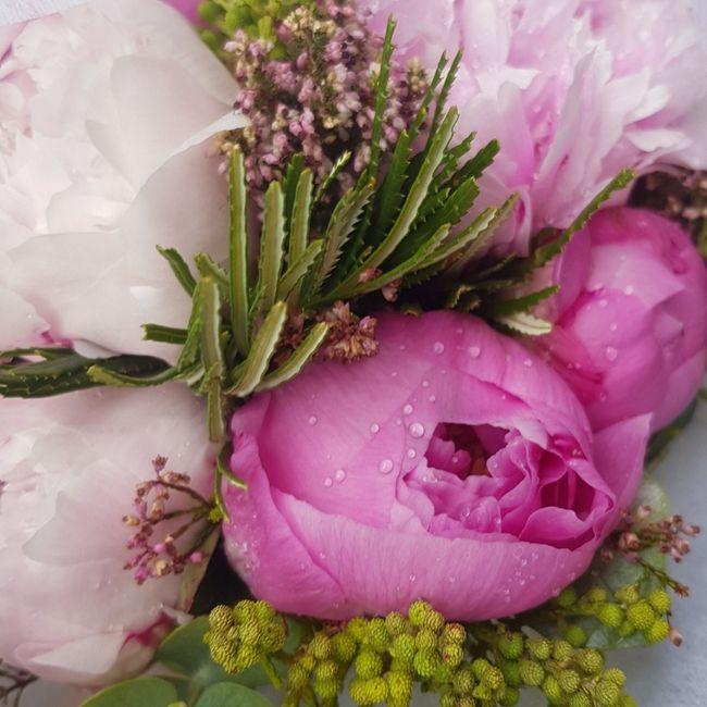 Ramos de novia, naturales o preservados? 3