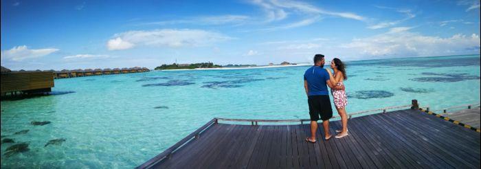 Luna de miel en maldivas cocoon - 2