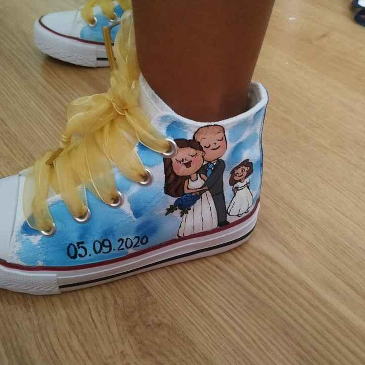 Mis zapatos de Harry Potter para casarme!! - 1