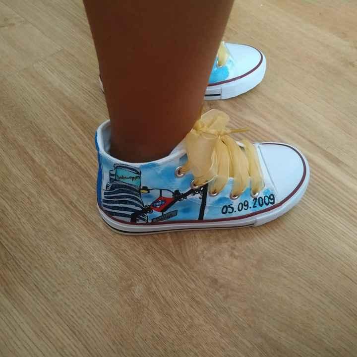 Mis zapatos de Harry Potter para casarme!! - 2