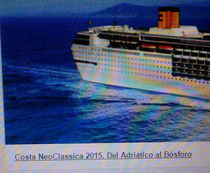 Crucero neoclasicismo 6 julio desde estambul a venecia - 1