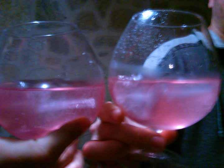 Kit para copas - 3