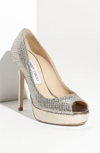 zapatos de novia - jimmy choo - moda nupcial - foro bodas