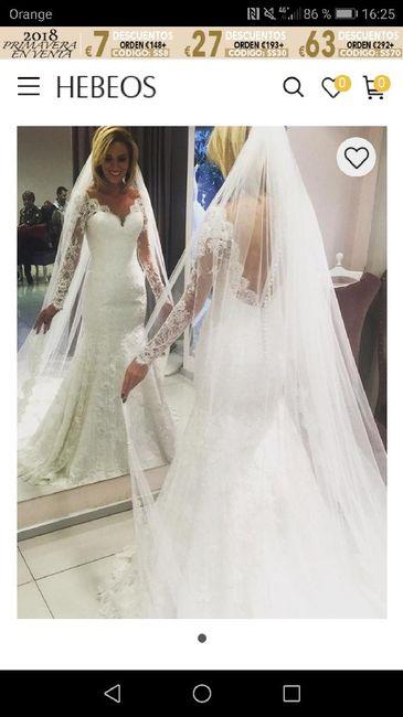 vestido novia hebeos - moda nupcial - foro bodas