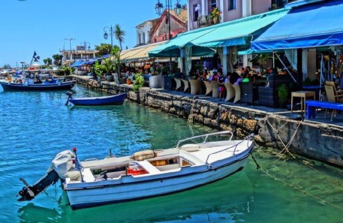 Excursiones Mykonos y Katakolon. msc Música 2019 - 1