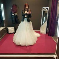 Chaqueta para vestido de novia - 1