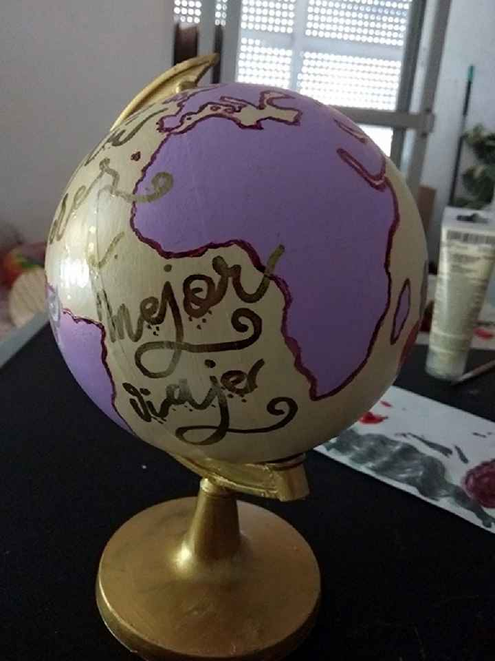 Globos del mundo parte 3 - 3