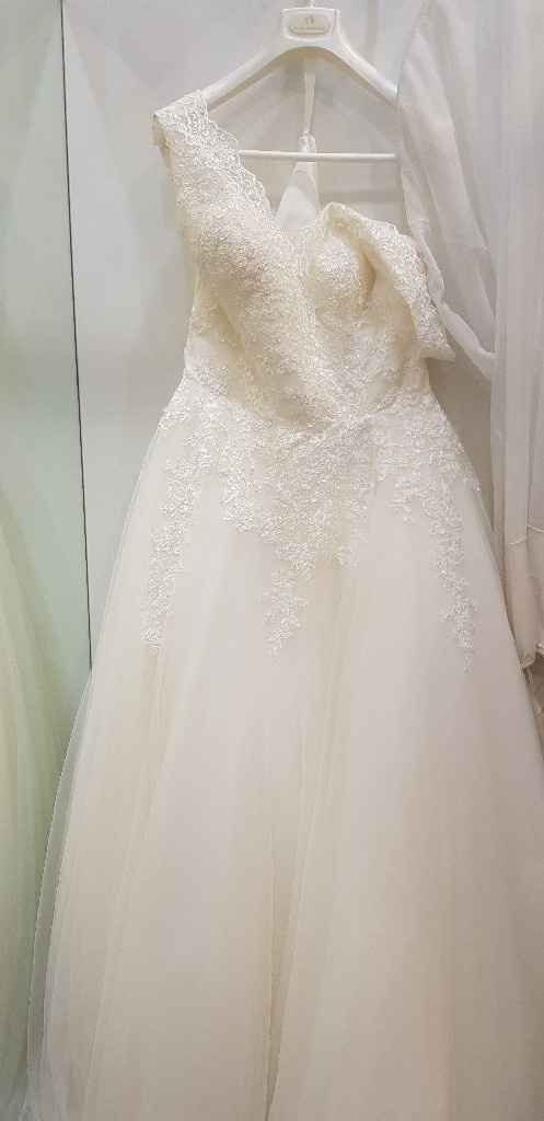 Precio vestido novia - 4
