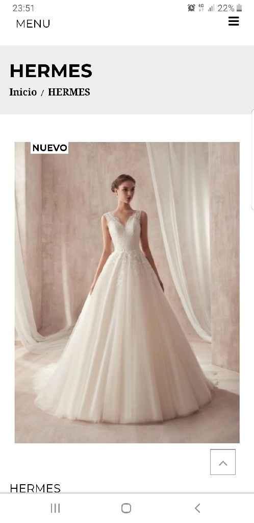 Precio vestido novia - 5