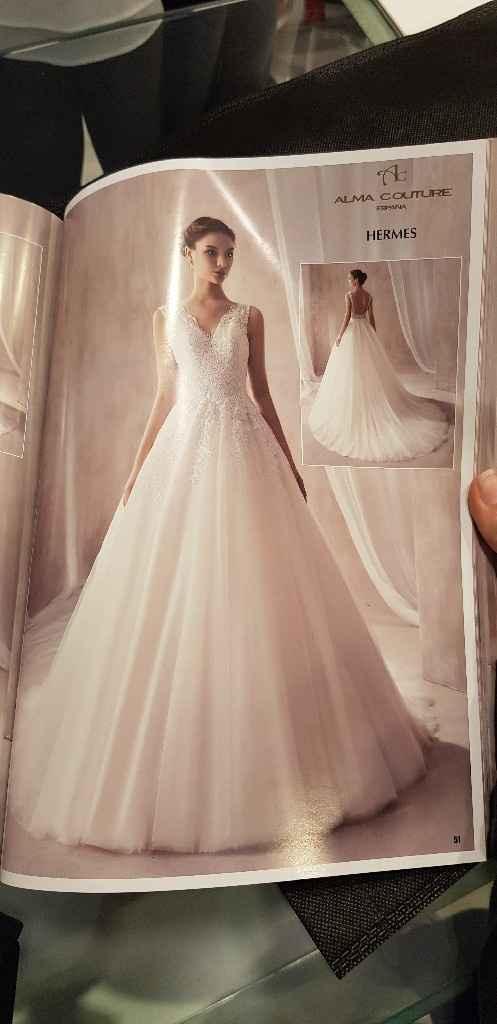 Alguien sabe donde encontrar vestidos de novia a buen precio o outlet en galicia? - 1