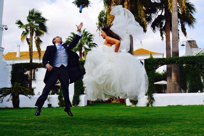 30 ideas para hacer fotos de bodas originales y creativas - 1