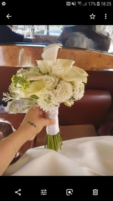 Dudas ramos de novia 3