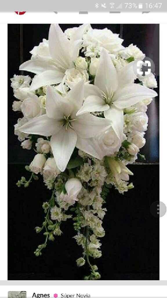 Ramo de flores Octubre - 1