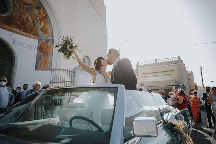 Lo conseguimos! Nos casamos! 2