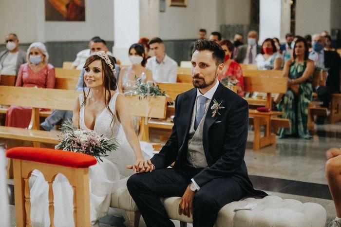 Lo conseguimos! Nos casamos! 4