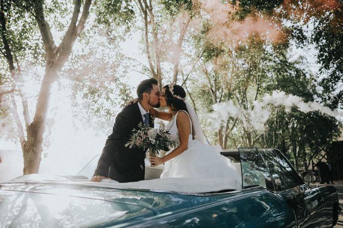 Lo conseguimos! Nos casamos! 6