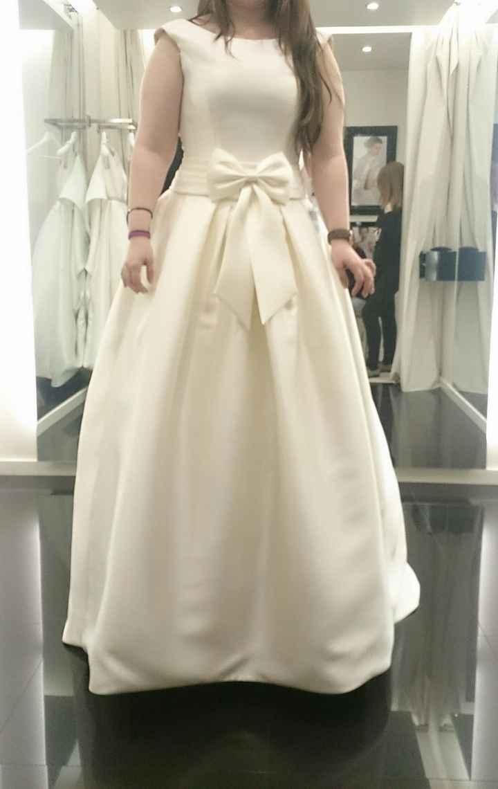Vestido colección two rosa clara - 1