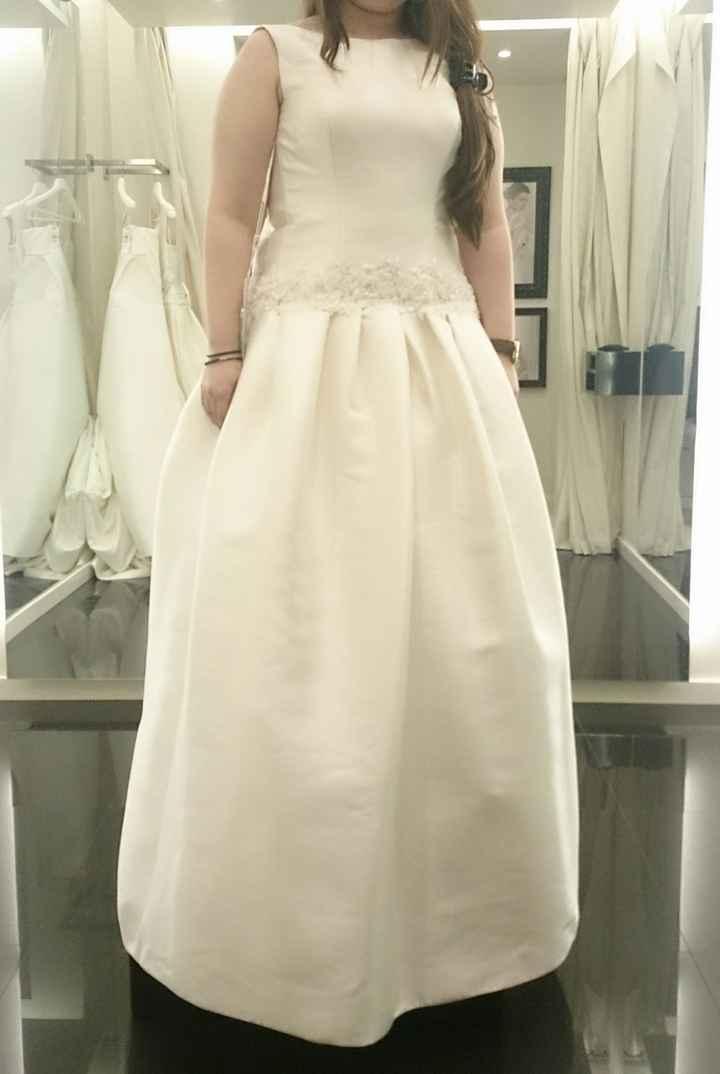 Vestido colección two rosa clara - 2