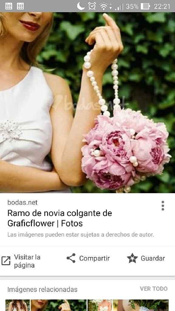 ¿alternativas al ramo de novia? - 1