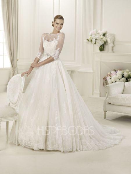 cuando hay que empezar a mirar el vestido de novia? - asturias