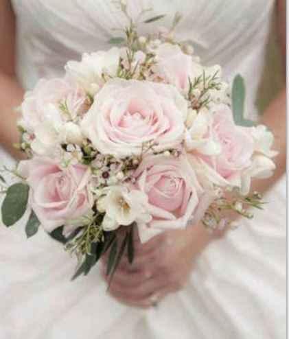 Que ramo elegiríais para v/boda? - 1