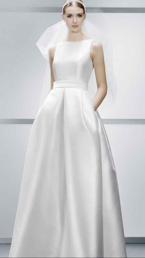 SOS! Corona de flores para este vestido? - 2