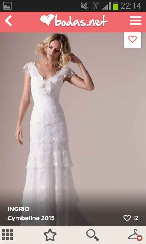Busco un vestido con aire bohemio y natural en valencia - 2