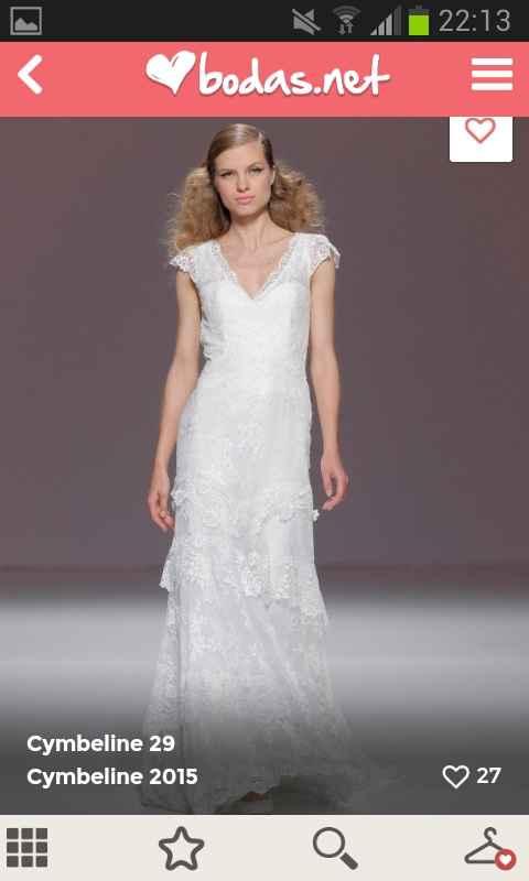 Busco un vestido con aire bohemio y natural en valencia - 3
