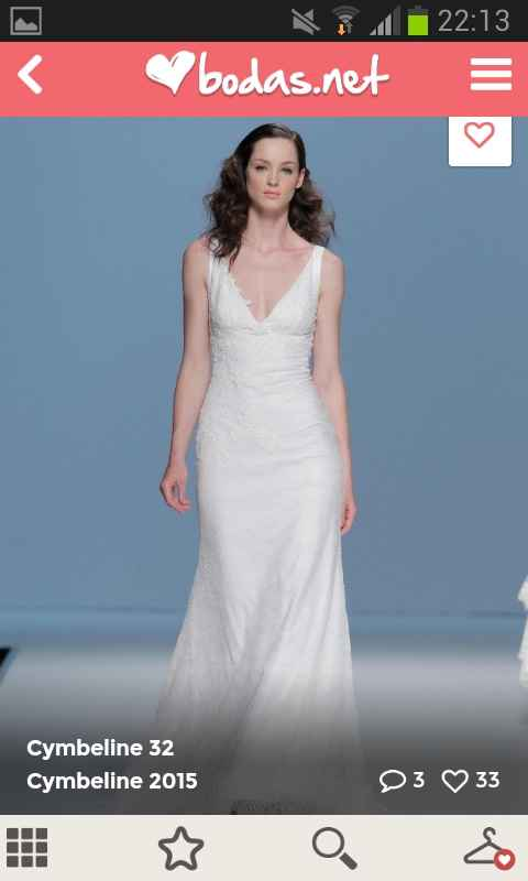 Busco un vestido con aire bohemio y natural en valencia - 4