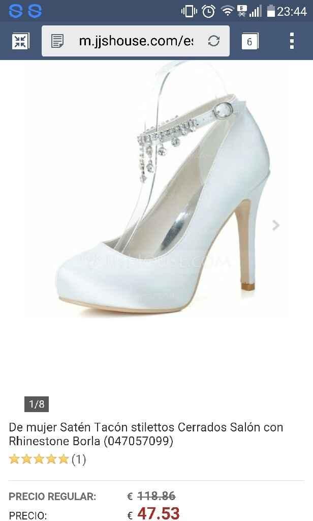 Zapatos cual os gusta mas? - 2