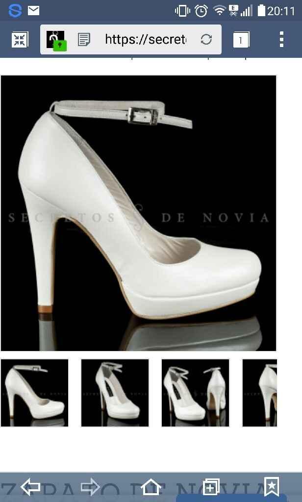 Zapatos cual os gusta mas? - 3