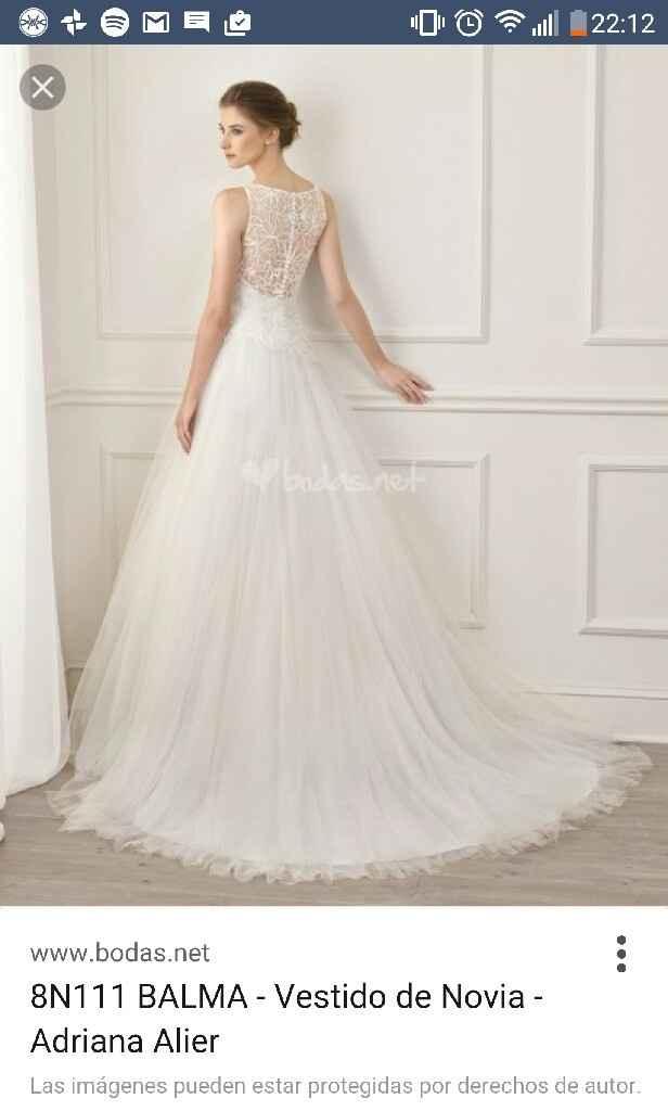 Donación de vestidos de novia - 1