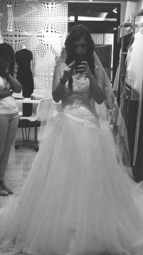 Mi vestido !ya teneis los vuestros? - 1