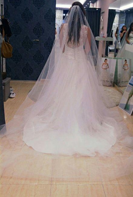 Mi vestido !ya teneis los vuestros? - 2