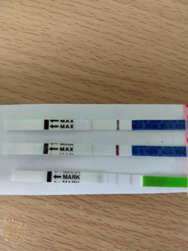Test embarazo positivo? - 1