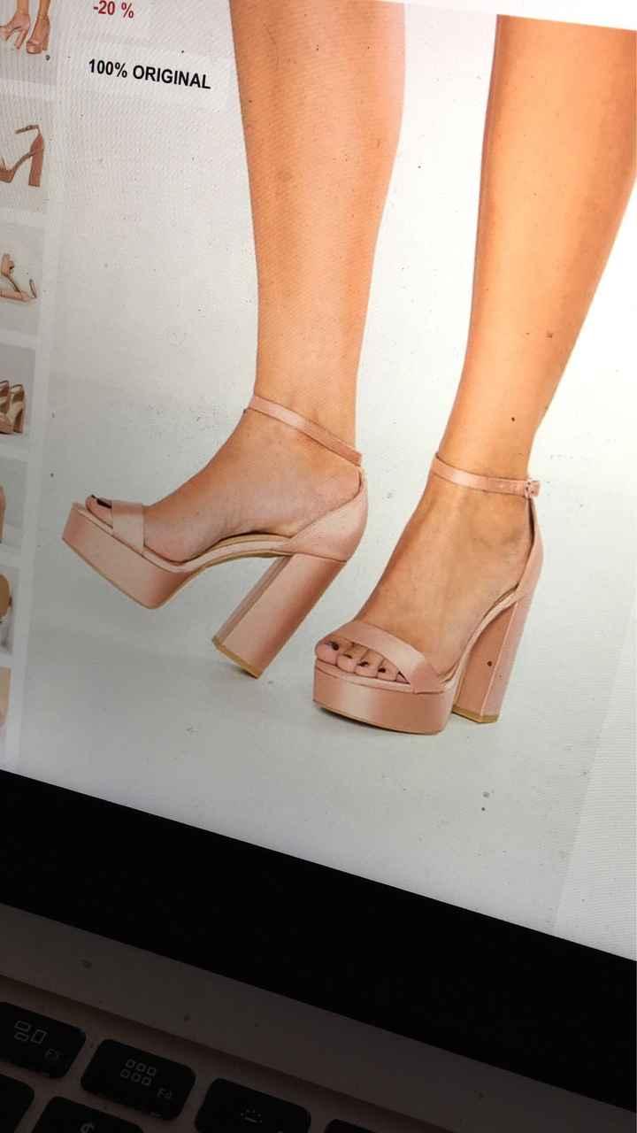 Zapatos urgentes! - 1