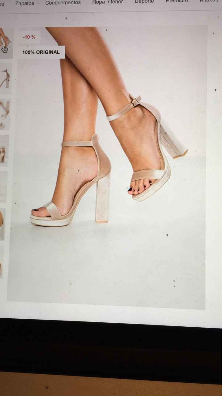 Zapatos urgentes! - 2