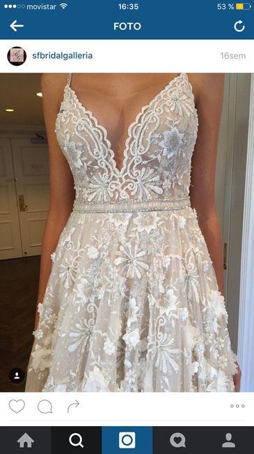 telas para vestidos - madrid - foro bodas