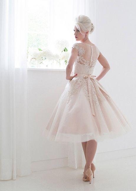 house of mooshki - vestido años 50 - moda nupcial - foro bodas