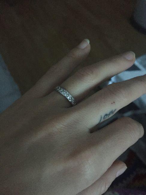 Compártenos tu anillo de pedida 💍 - 1