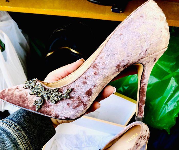 Los zapatos de mis sueños 😍 1