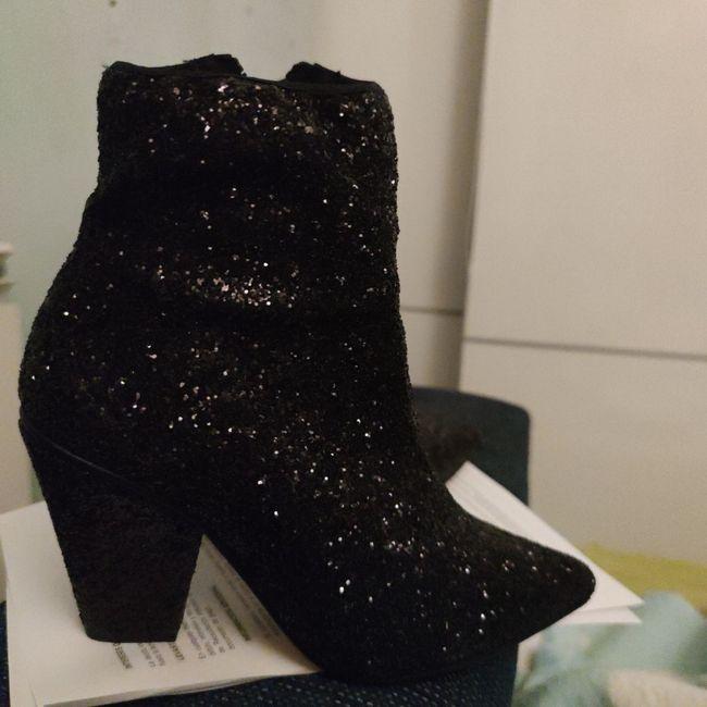 Mis zapatos! - 1