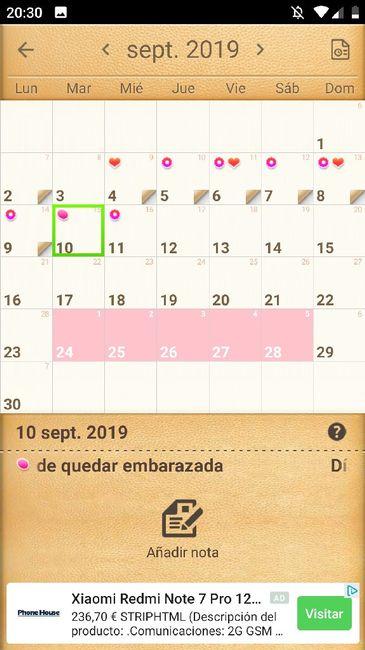 Buscadoras de Septiembre 2019 - 1