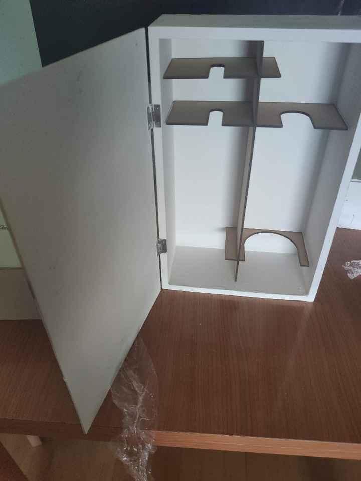 Cajas de madera personalizadas - 2