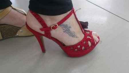 Mis zapatos!!!!