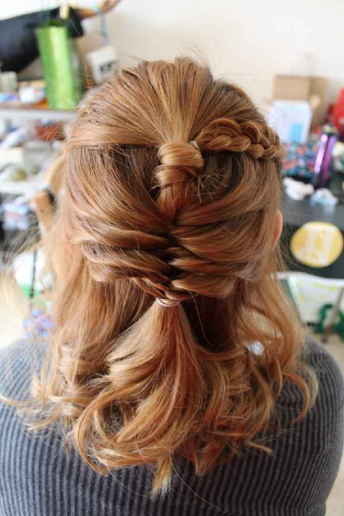 Ideas para peinados. - 2