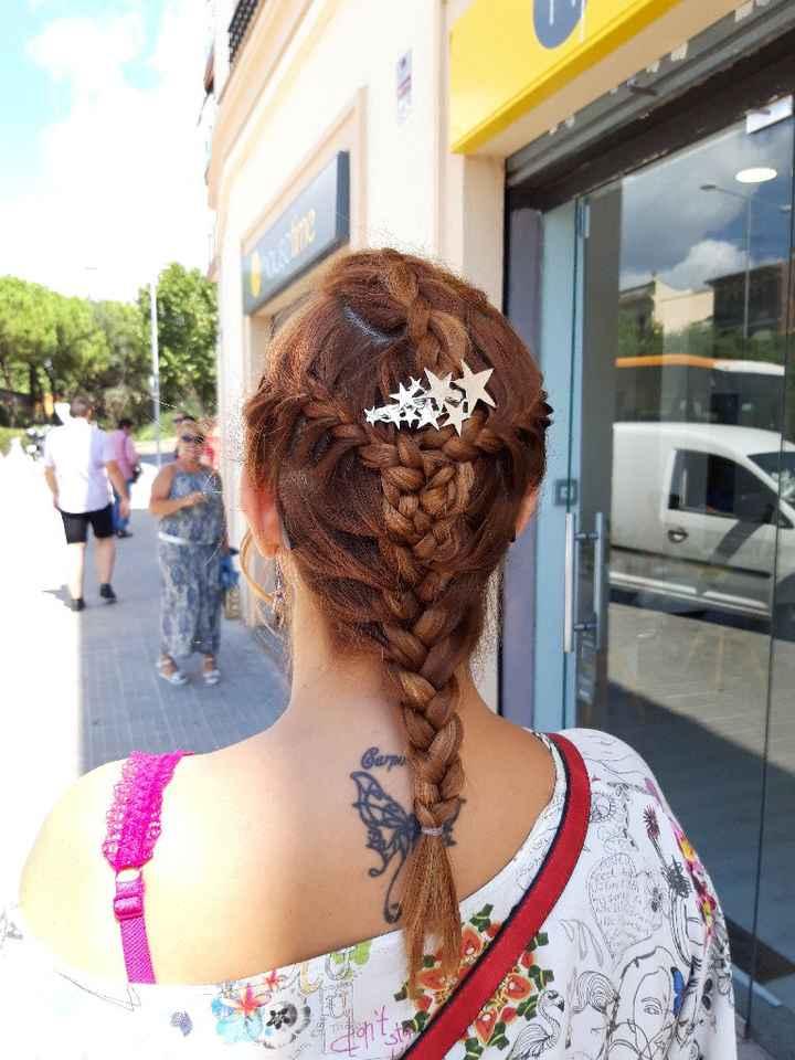 Ideas para peinados. - 4
