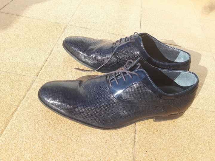 Los zapatos de mi marido - 1