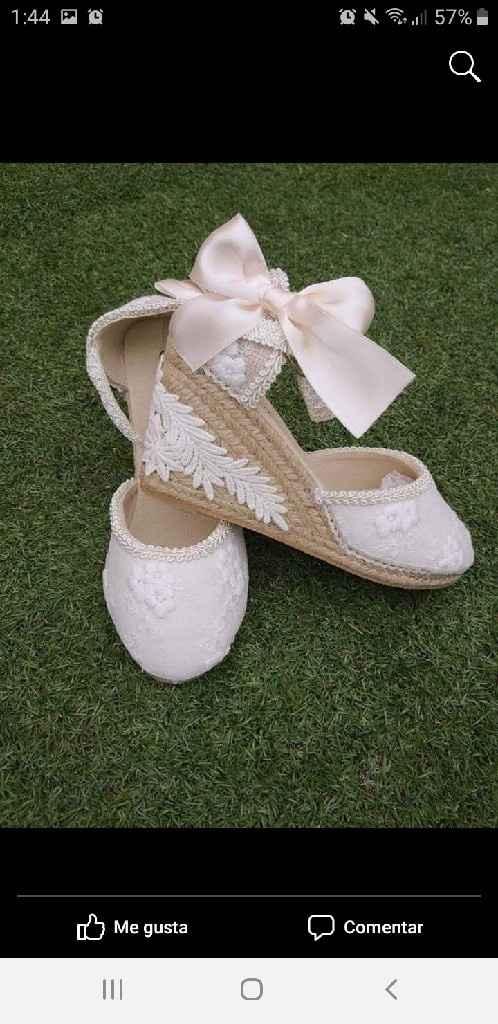 zapatos para el banqete - 1
