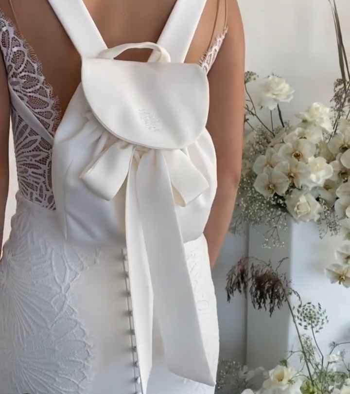 Una mochila para la novia 2